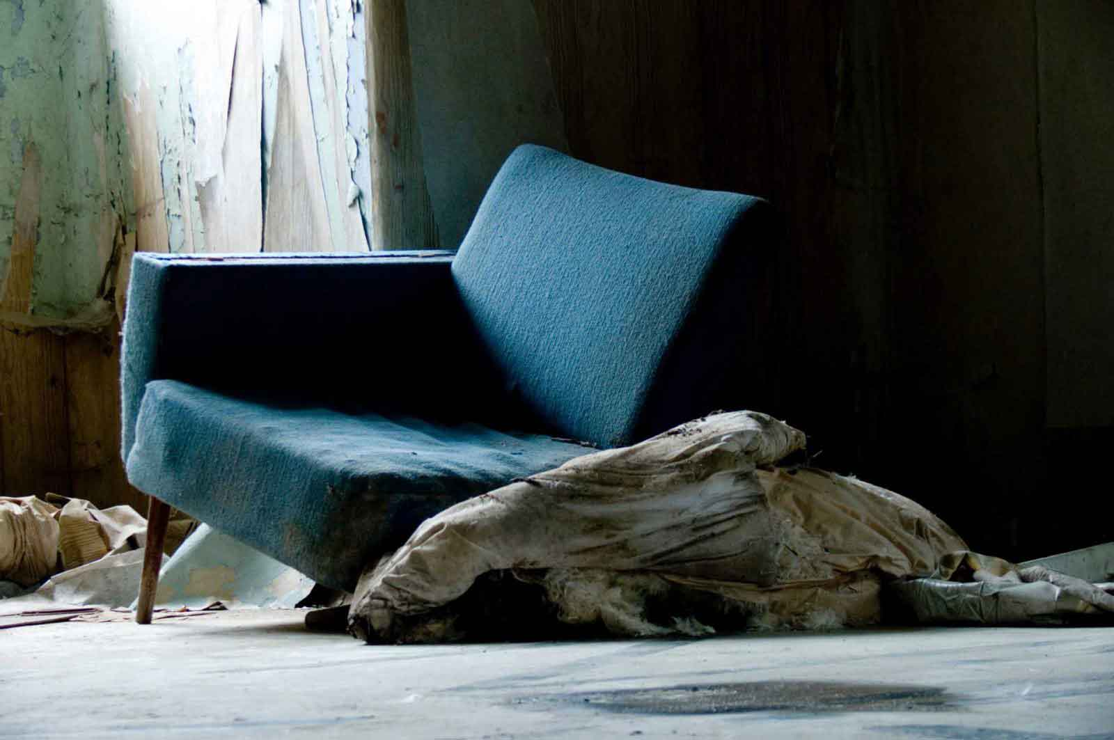 Sessel Polsterung